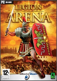 Game Box for Legion Arena (PC)