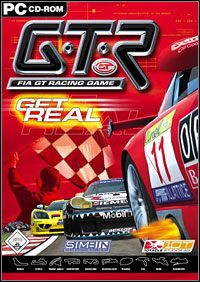 Okładka GTR: FIA GT Racing Simulation (PC)