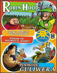 Okładka Robin Hood, Gulliwer's Travel (PC)