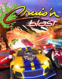 Cruis'n Blast (Switch cover