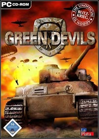 Okładka Blitzkrieg: Green Devils (PC)