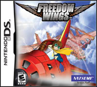 Okładka Freedom Wings (NDS)