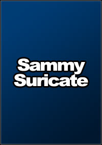 Sammy Suricate cover