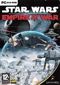 Okładka Star Wars: Empire At War (PC)