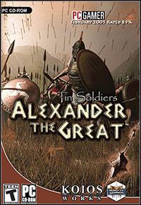 Okładka Tin Soldiers: Alexander The Great (PC)