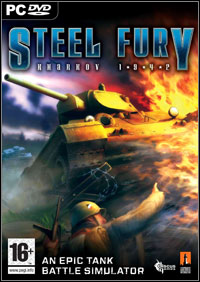 Okładka Steel Fury: Kharkov 1942 (PC)