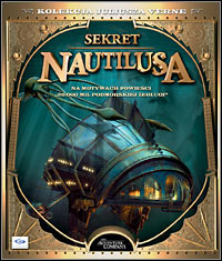 Okładka Jules Verne: 20,000 Leagues Under the Sea (PC)