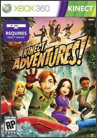 Game Box for Kinect Adventures (X360)