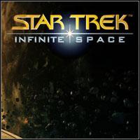 Okładka Star Trek: Infinite Space (WWW)