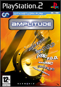 Okładka Amplitude (2003) (PS2)