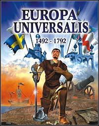 Okładka Europa Universalis (PC)