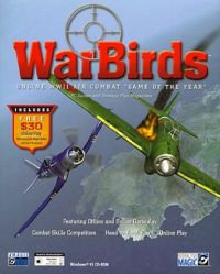Game Box for WarBirds (PC)