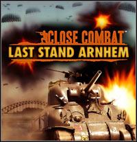 Okładka Close Combat: Last Stand Arnhem (PC)
