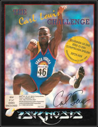 Okładka The Carl Lewis Challenge (PC)