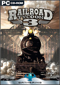 Okładka Railroad Tycoon 3 (PC)