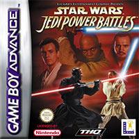 Okładka Star Wars: Jedi Power Battles (GBA)