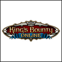 Game Box for King's Bounty Online (PC)