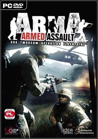 Okładka ArmA: Combat Operations (PC)