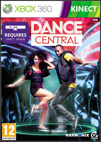 Game Box for Dance Central (X360)