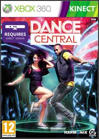 Okładka Dance Central (X360)