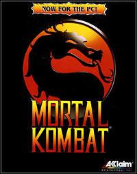 Okładka Mortal Kombat (1993) (PC)