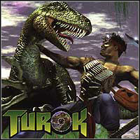 Okładka Turok: Dinosaur Hunter (PC)