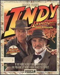 Okładka Indiana Jones and the Last Crusade (PC)