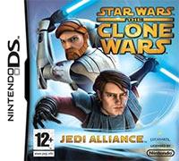 Okładka Star Wars: The Clone Wars - Jedi Alliance (NDS)