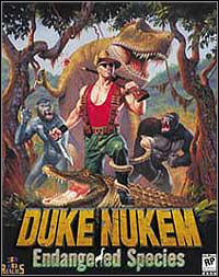 Okładka Duke Nukem: Endangered Species (PC)