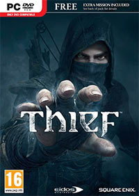 Game Thief (X360) cover