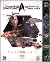 Okładka Star Trek: Starfleet Command (PC)
