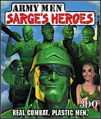 Okładka Army Men: Sarge's Heroes (PC)
