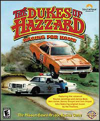Okładka Dukes of Hazzard (PC)