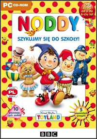 Okładka Noddy: Lets get ready for school (PC)