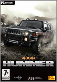 Okładka 4x4: Hummer (PC)