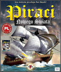 Okładka Tortuga: Age of Piracy (PC)