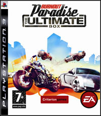 Game Burnout Paradise: The Ultimate Box (PC) cover