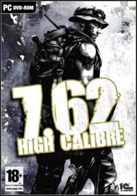 Okładka 7,62 High Calibre (PC)