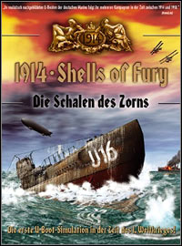 Game Box for 1914: Shells of Fury (PC)