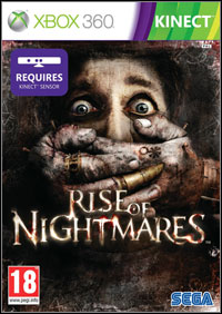 Okładka Rise of Nightmares (X360)