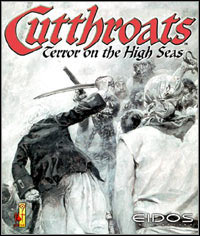 Okładka Cutthroats: Terror on the High Seas (PC)