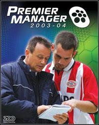 Okładka Premier Manager 2003-2004 (PC)