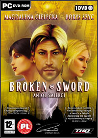 Okładka Secrets of the Ark: A Broken Sword Game (PC)