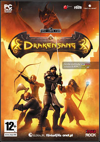 Okładka Drakensang: The Dark Eye (PC)
