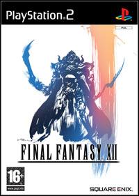Okładka Final Fantasy XII (PS2)