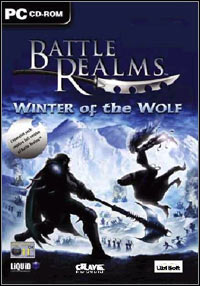 Okładka Battle Realms: Winter of the Wolf (PC)