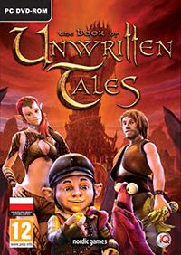 Okładka The Book of Unwritten Tales (PC)