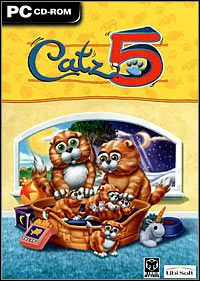 Catz 5 (PC cover