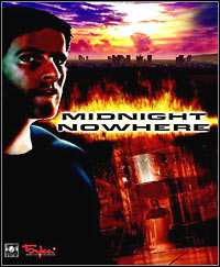 Game Box for Midnight Nowhere (PC)