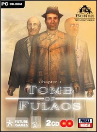 Okładka Bonez Adventures: Tomb of Fulaos (PC)